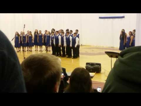 Choir competition in New Orleans