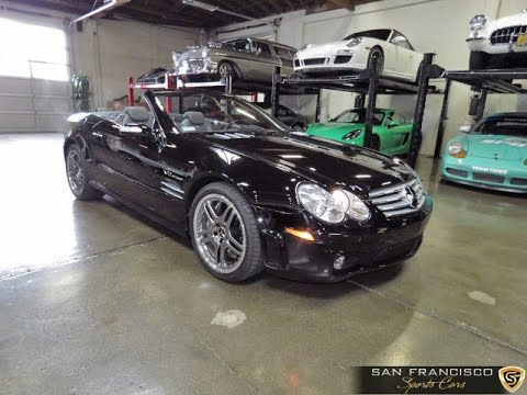 2006 Mercedes-Benz SL65 AMG for Sale - YouTube