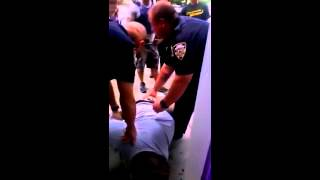 NYPD and the Death of Eric Garner