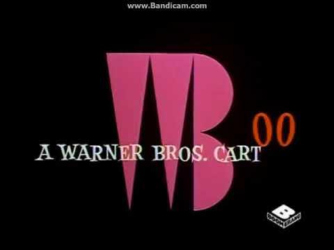 A Warner Bros  Cartoon/Warner Bros. Domestic Pay-TV Cable & Network Features Logos
