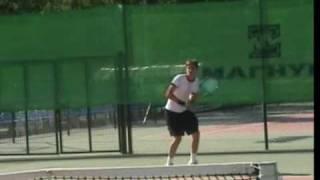 Alexey Nikolaev - Tennis College Video.wmv