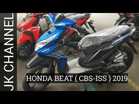 Warna beat cbs iss 2019