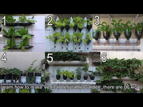 Bottle Tower Garden Plastic Bottle Recycling Garden Ideas Youtube