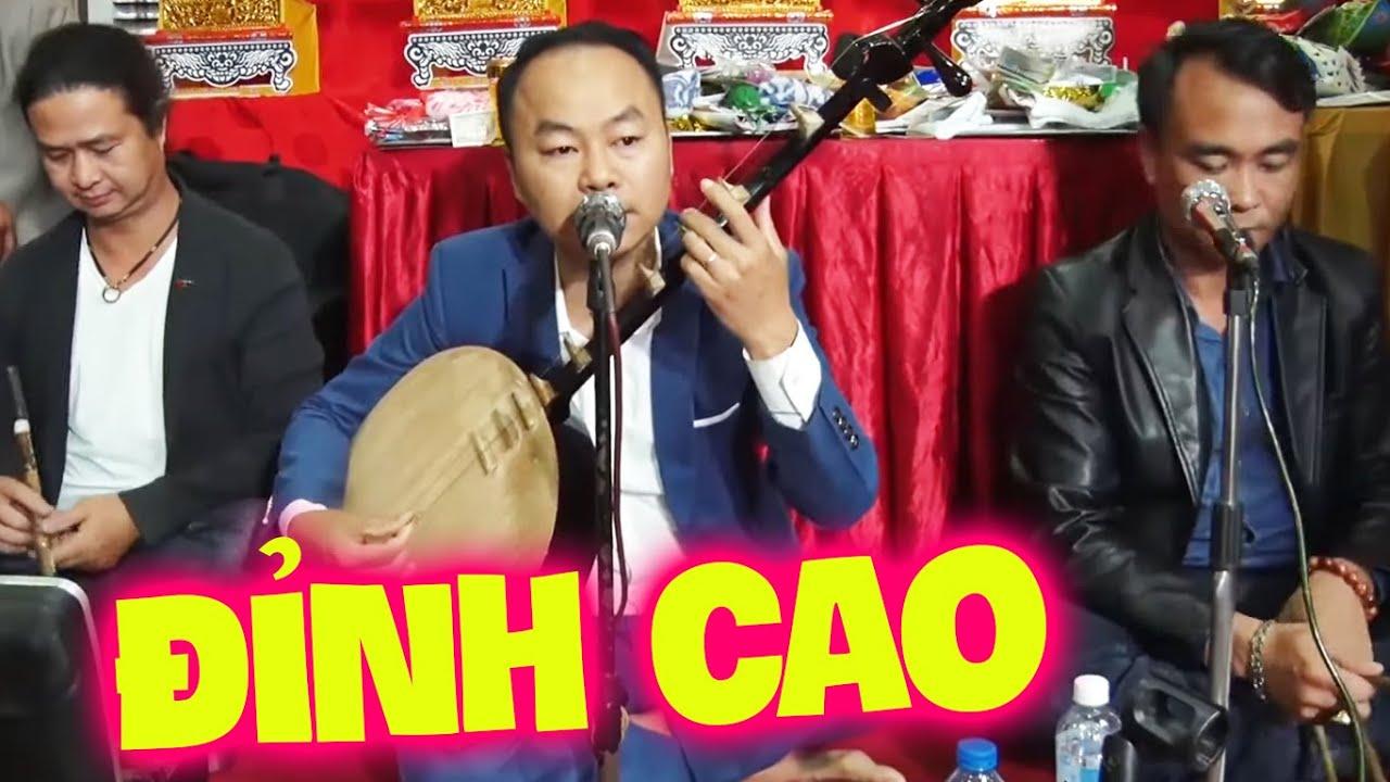 Đây mới là Đỉnh Cao Chầu Văn | Hát văn hầu đồng hay nhất mới nhất 2020