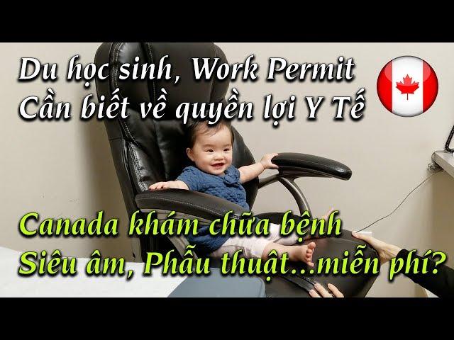 🇨🇦Cuộc Sống Canada 👨⚕️Canada khám, chữa bệnh Miễn Phí | Quang Lê TV #124