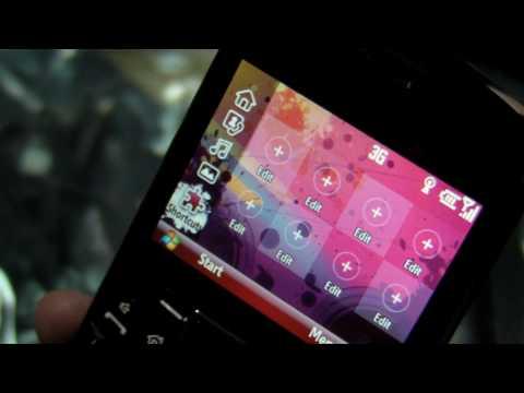 Samsung B7320 OmniaPRO Review HD ( in Romana ) - www.TelefonulTau.eu -