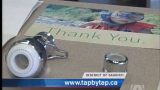 Free Energy and Water Saving Kits for Saanich Homeowners