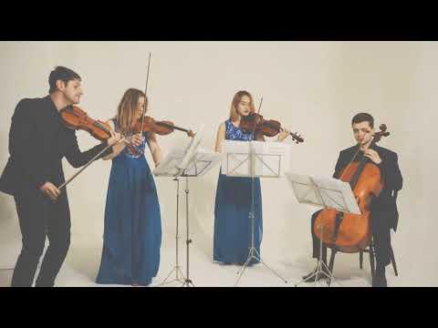Despacito (Luis Fonsi) String quartet Cover By The Endymion String Quartet
