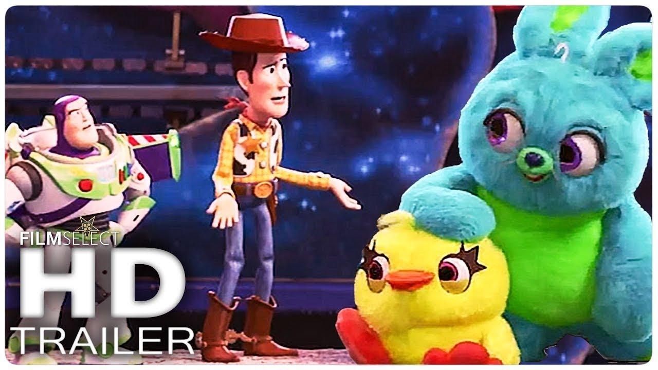 Oyuncak Hikayesi 4  Fragman (2019 Toy Story 4)