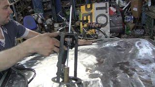Пуллер для споттера как изготовить своими руками