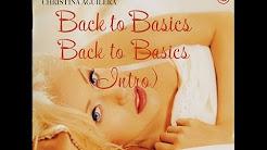 Christina Aguilara Back to Basics Album