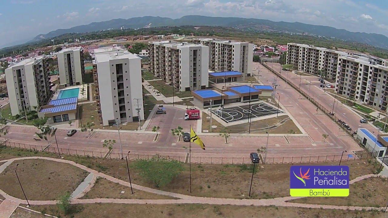 Hacienda pe alisa vista general constructora bol var for Constructora