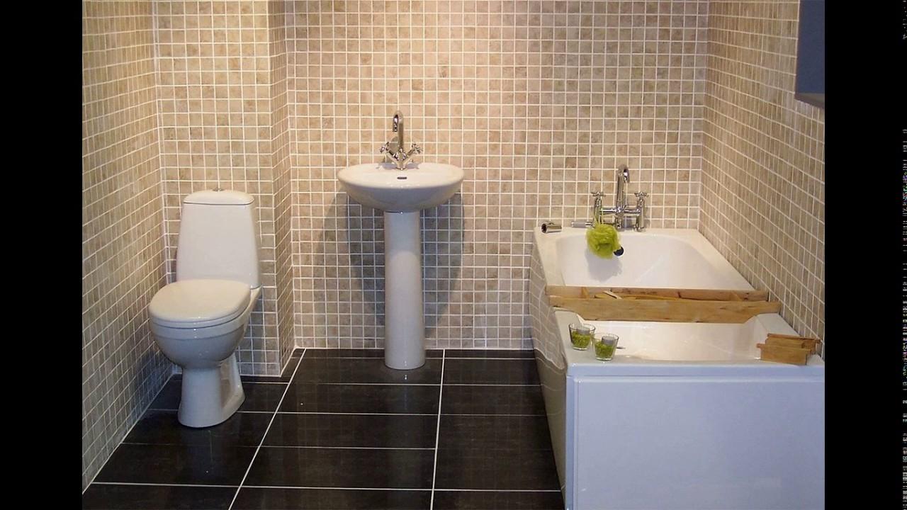 Indian small bathroom design ideas - YouTube