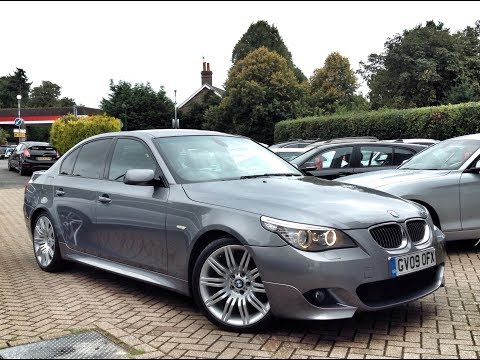 BMW 5 Series 3.0 530d M Sport for Sale at CMC-Cars, Near Brighton, Sussex