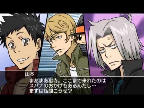Katekyoo Hitman Reborn! Battle Arena 2 - Spirits Burst  ~ Stage 7  ★Lets Play PSP