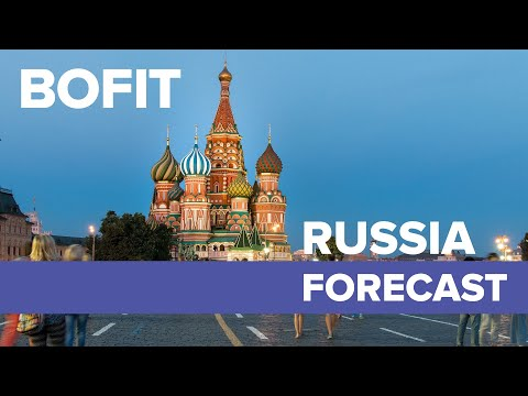 BOFIT Forecast for Russia 2021–2023