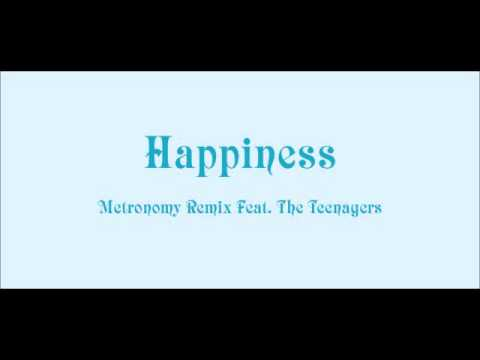 Goldfrapp: Happiness (Metronomy Remix Feat. The Teenagers)