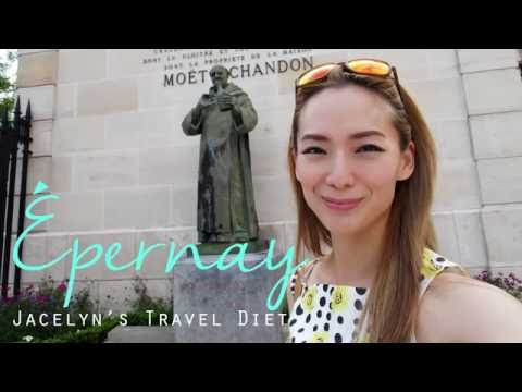 Jacelyn's Travel Diet in Epernay - Northern France