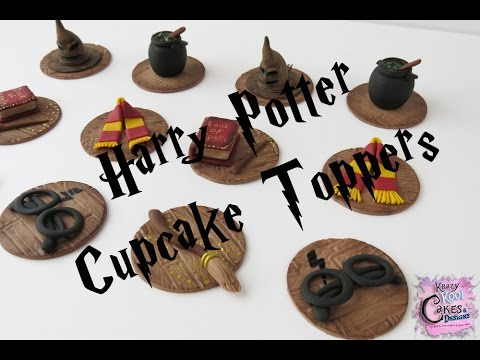 harry potter cake topper harry potter cupcake toppers how to 4731