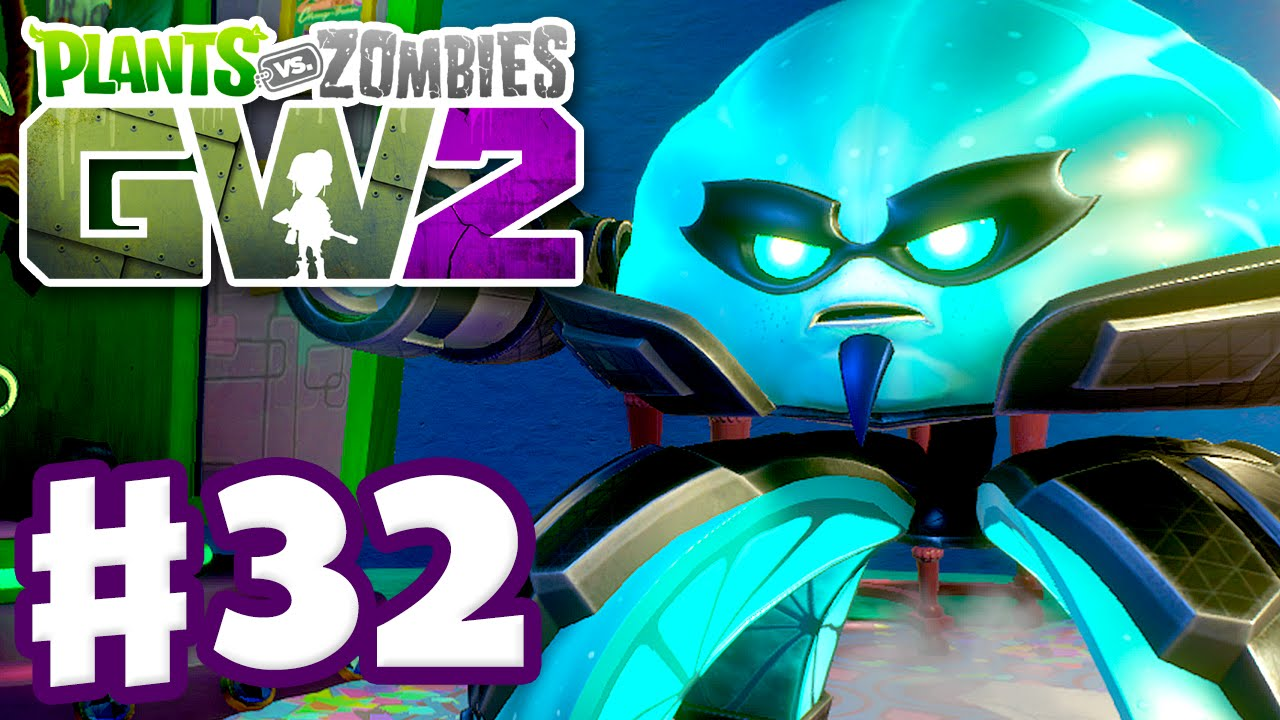 Citron from plants vs zombies garden warfare 2 plants vs zombies - Plants Vs Zombies Garden Warfare 2 Gameplay Part 32 Electro Citron Pc Youtube