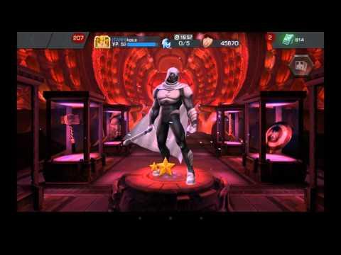 То что я люблю в игре Marvel - Битва Чемпионов. Кристаллы
