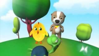 3d анимационная заставка тв передачи Ай-Жылдыз