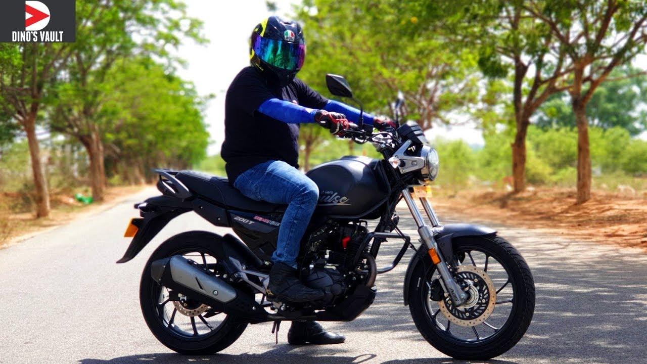 Hero Xpulse 200t Top Speed Review Braking Test Bikes Dinos Youtube