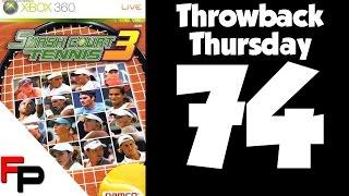 Smash Court Tennis 3 Xbox 360 on Throwback Thursday No. 74