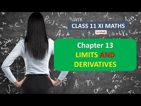 NCERT CBSE 11th MATHS CHAPTER-13 EX-13.1 LIMITS AND DERIVATIVES