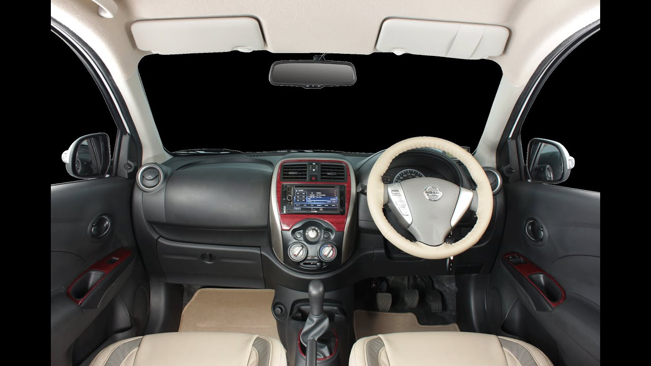 Nissan Sunny Genuine Accessories - YouTube