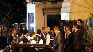Török nyomozók vizsgálódtak Szaúd-Arábia isztambuli konzulátusán