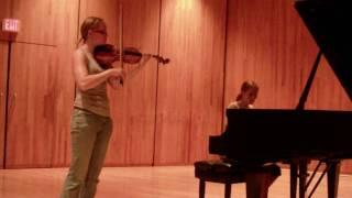 Saeglopur Cover - Sigur Rós (Piano & Violin)