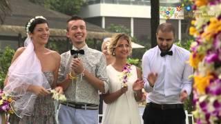 Таиланд | Кто произнес самую поэтичную клятву на свадебной церемонии? | Romantic Thailand