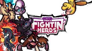 Repeat youtube video Them's Fightin' Herds - Title Theme