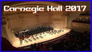 New York Carnegie Hall trip Gergiev Matsuev and the