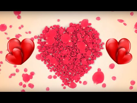 Love Star 3d Love Star Animated Logo First Look Animation Video