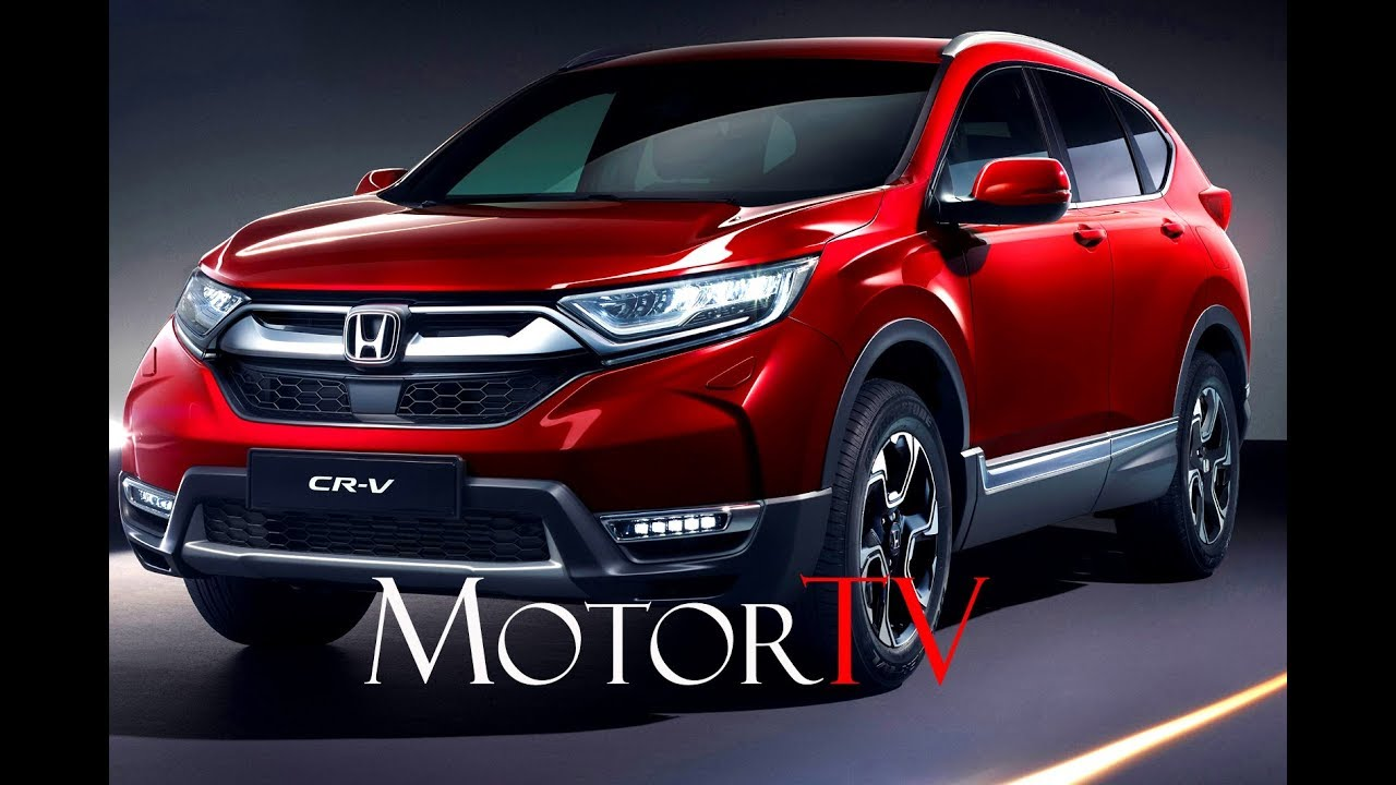 preview 2019 honda cr v suv l teaser youtube. Black Bedroom Furniture Sets. Home Design Ideas