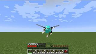 COME VOLARE ALL' INFINITO CON L' ELYTRA | MINECRAFT