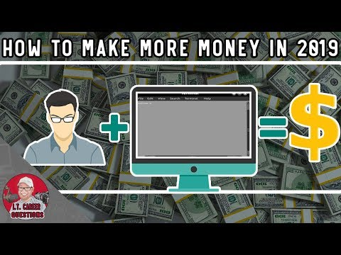 How to Make the Most Money in 2018 Working in Information Technology