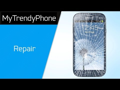 How To Repair The Display Glass And The Touch Screen On The Samsung Galaxy Grand I9082