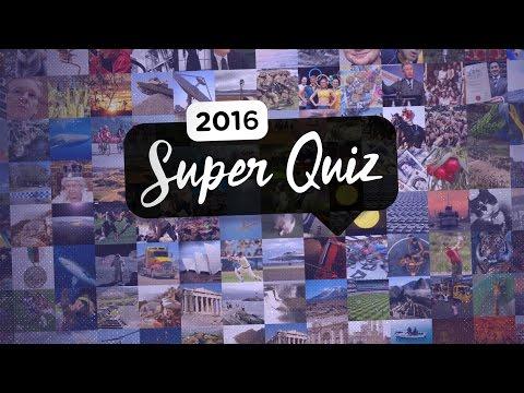 BTN 2016 Super Quiz
