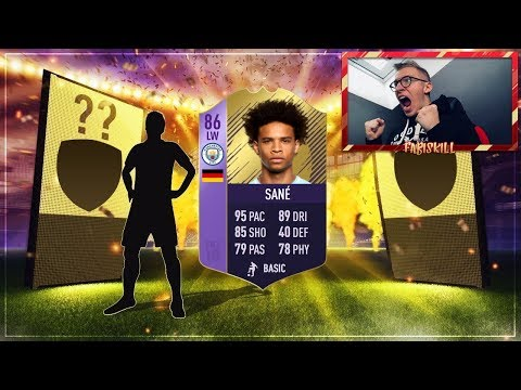 FIFA 18: SANE POTM SBC 🔥 Weekend League Road To Elite  (FIFA 18 deutsch)