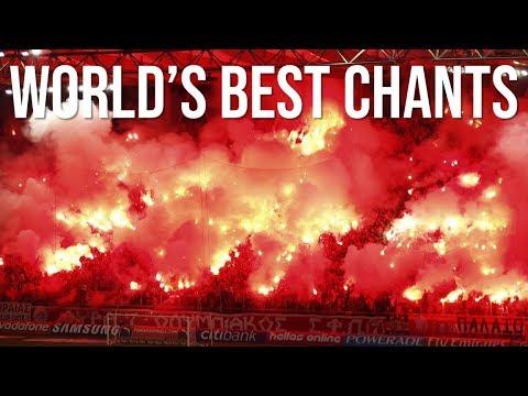 World's Best Football Ultras Chants Part 2   Translated Lyrics   Ajax, Besiktas and more