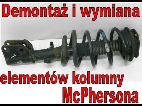 Demontaż I Wymiana Element 243 W Kolumny Mcphersona To Proste