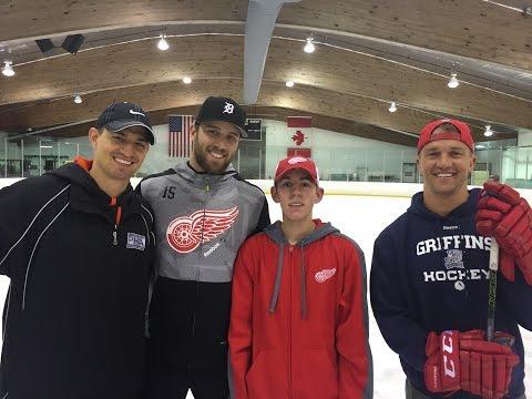 Professional Hockey Academy-Special Hockey Clinic