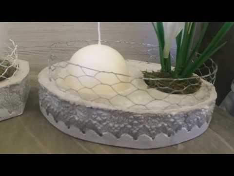 Repeat Beton Deko Schale Selber Machen By Zement Wolke 1