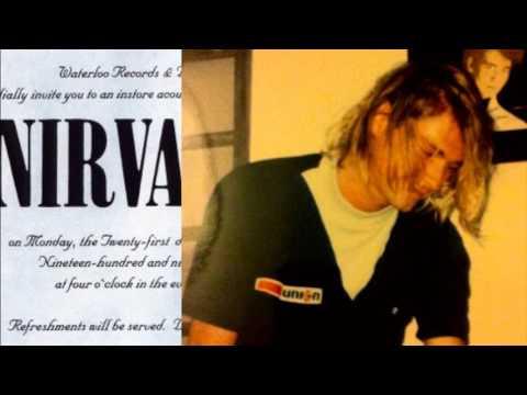 Nirvana live Waterloo Records, Austin, Texas 10/21/91 (remastered)
