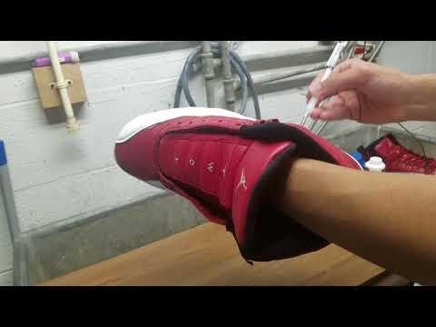 Gym Red 12s Restoration