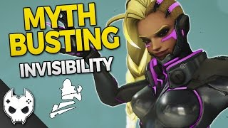Overwatch Mythbusters - Sombra Invisibility