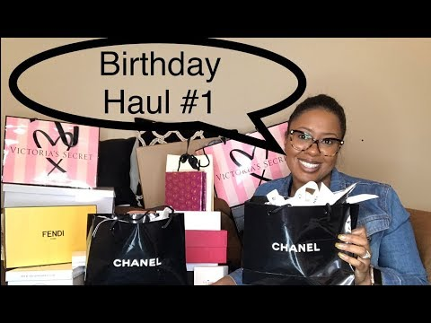 Birthday Haul 2017 | Pt. 1 | Designer Jewelry | Chanel (Rant) | David Yurman, Dior and More...